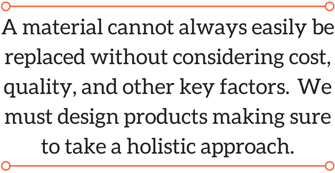 Toxnot quote from Kohler on materials health